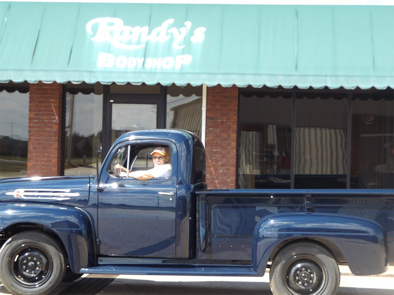 Large Picture of '52 Ford Truck located in St. Joseph Tennessee - $69,900.00 - LHM3