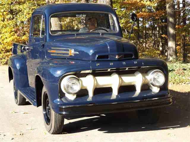Picture of Classic 1952 Ford Truck located in Tennessee - $75,000.00 Offered by a Private Seller - LHM3