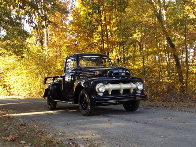 Picture of '52 Ford Truck - $69,900.00 Offered by a Private Seller - LHM3