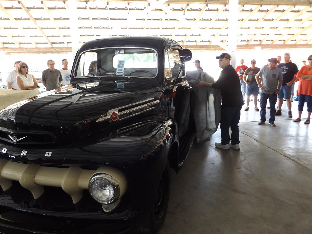 Large Picture of '52 Truck - LHM3
