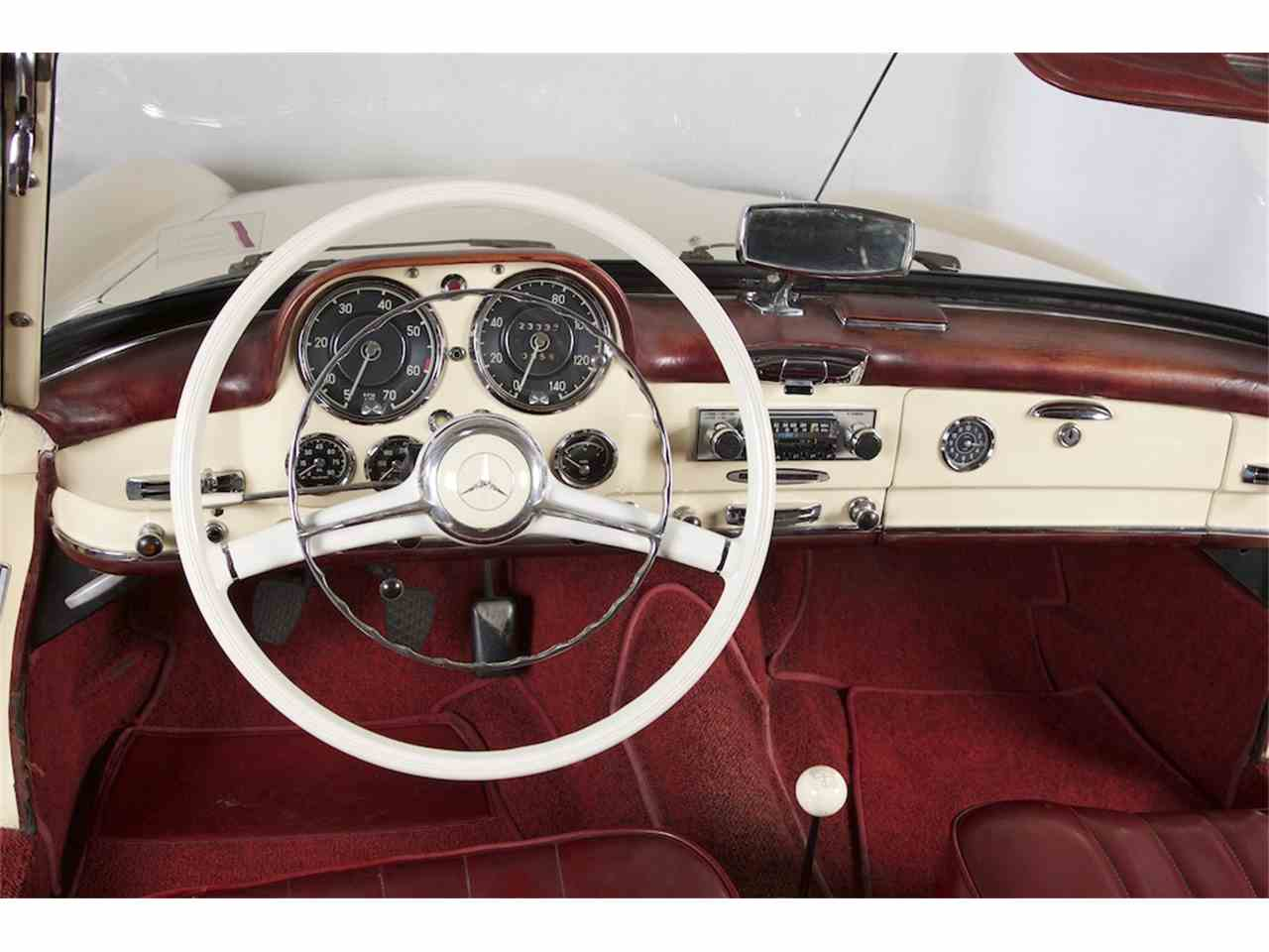 Large Picture of '60 190SL - LHM5