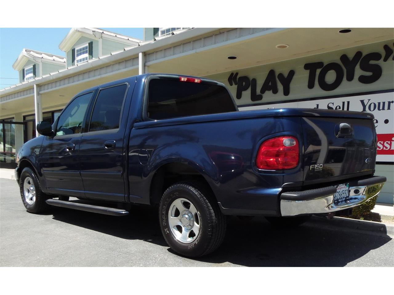 Large Picture of '02 F150 - LHMA