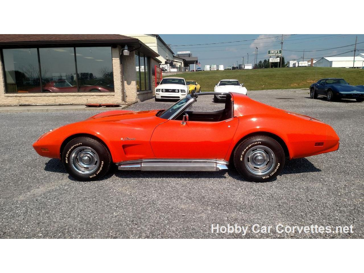 Large Picture of '76 Corvette - LHMM