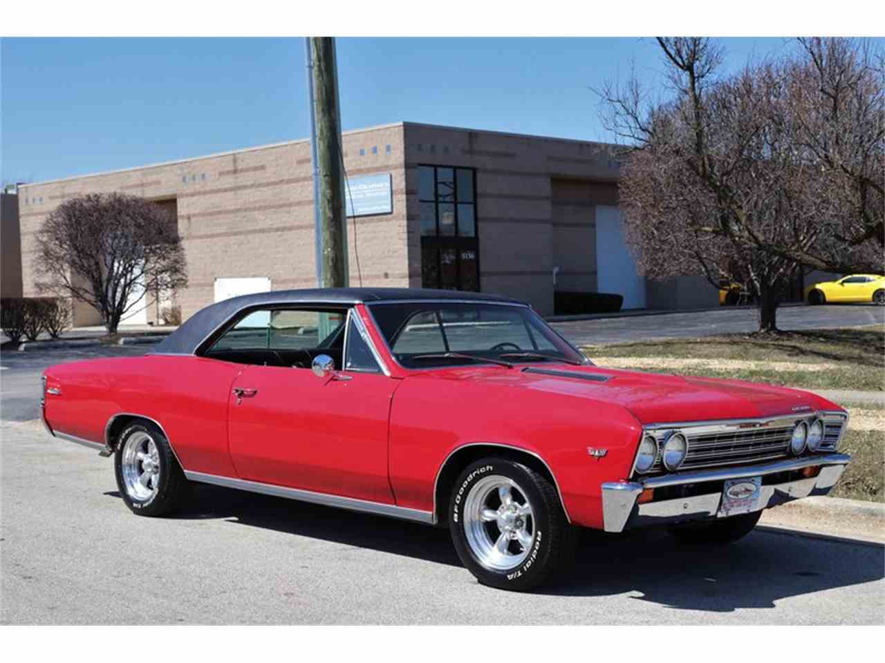 Large Picture of '67 Malibu - LHNA