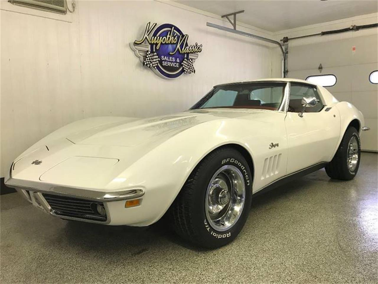 Large Picture of Classic 1969 Chevrolet Corvette located in Stratford Wisconsin - LFT5