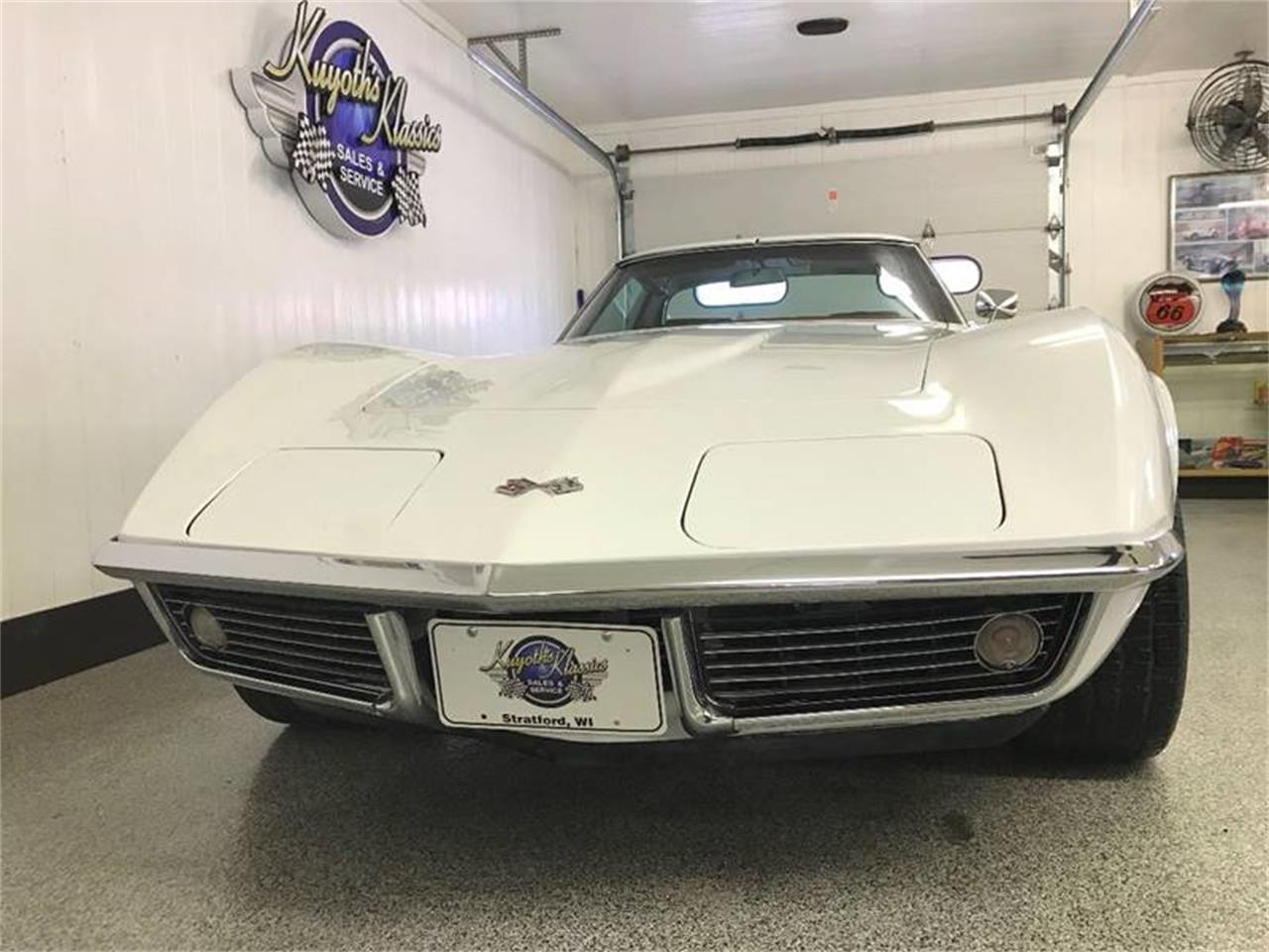 Large Picture of Classic 1969 Chevrolet Corvette - $31,500.00 Offered by Kuyoth's Klassics - LFT5