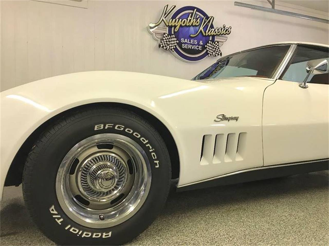 Large Picture of Classic '69 Corvette located in Wisconsin - $31,500.00 - LFT5
