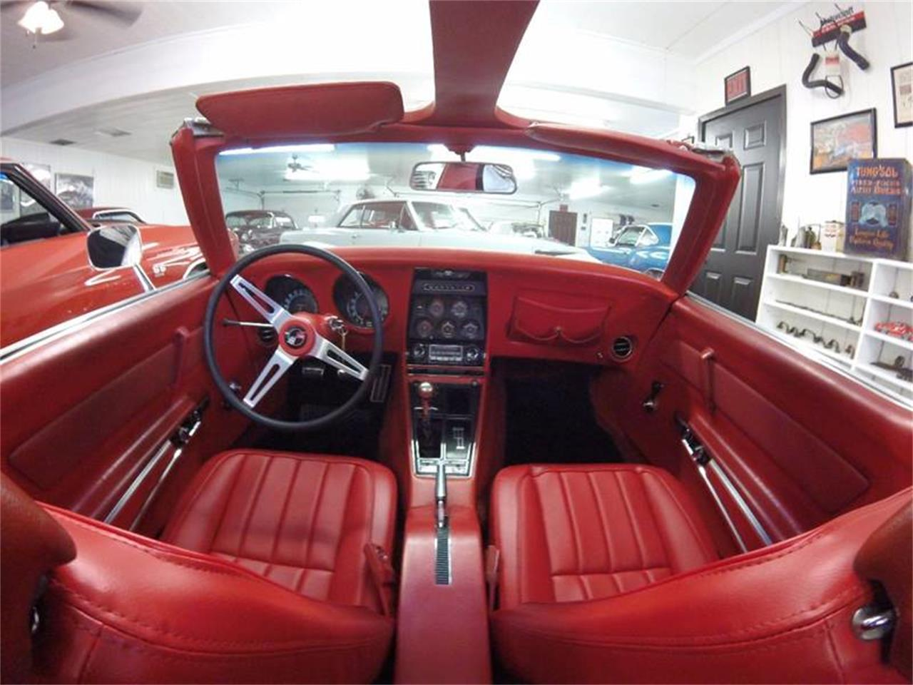 Large Picture of Classic '69 Chevrolet Corvette located in Wisconsin Offered by Kuyoth's Klassics - LFT5