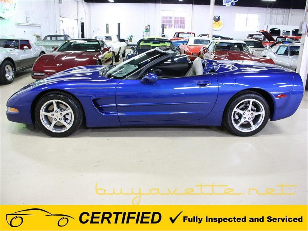 Large Picture of '03 Corvette - LHNK
