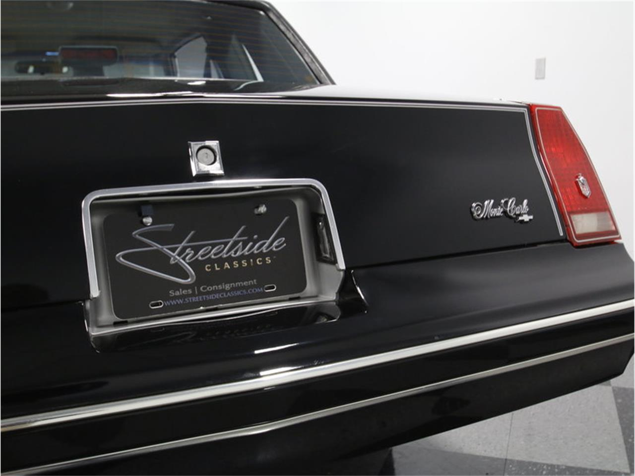 Large Picture of '86 Monte Carlo - LHNT
