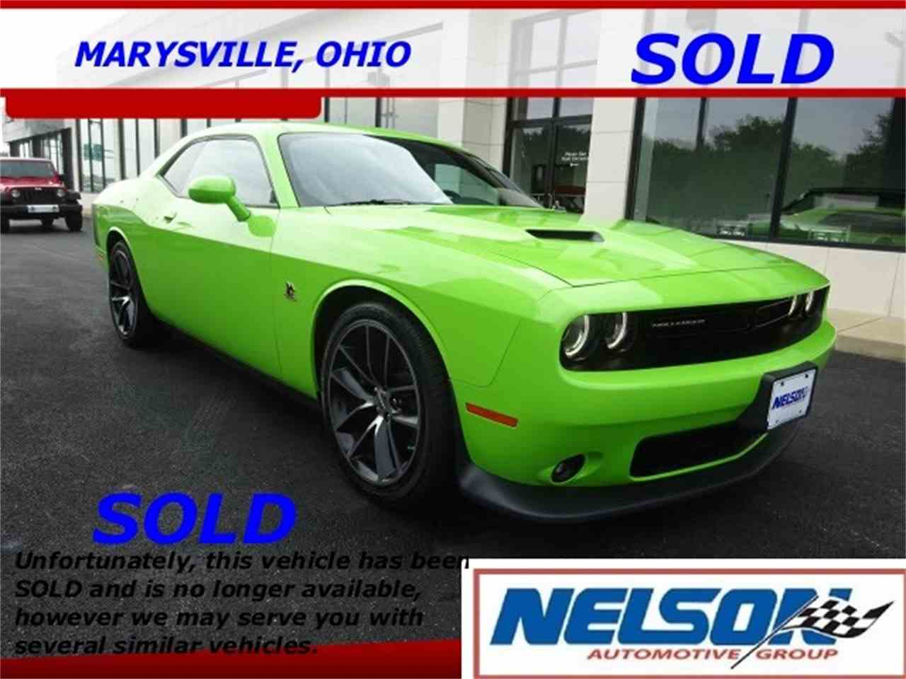 Large Picture of '15 Challenger - LHOO