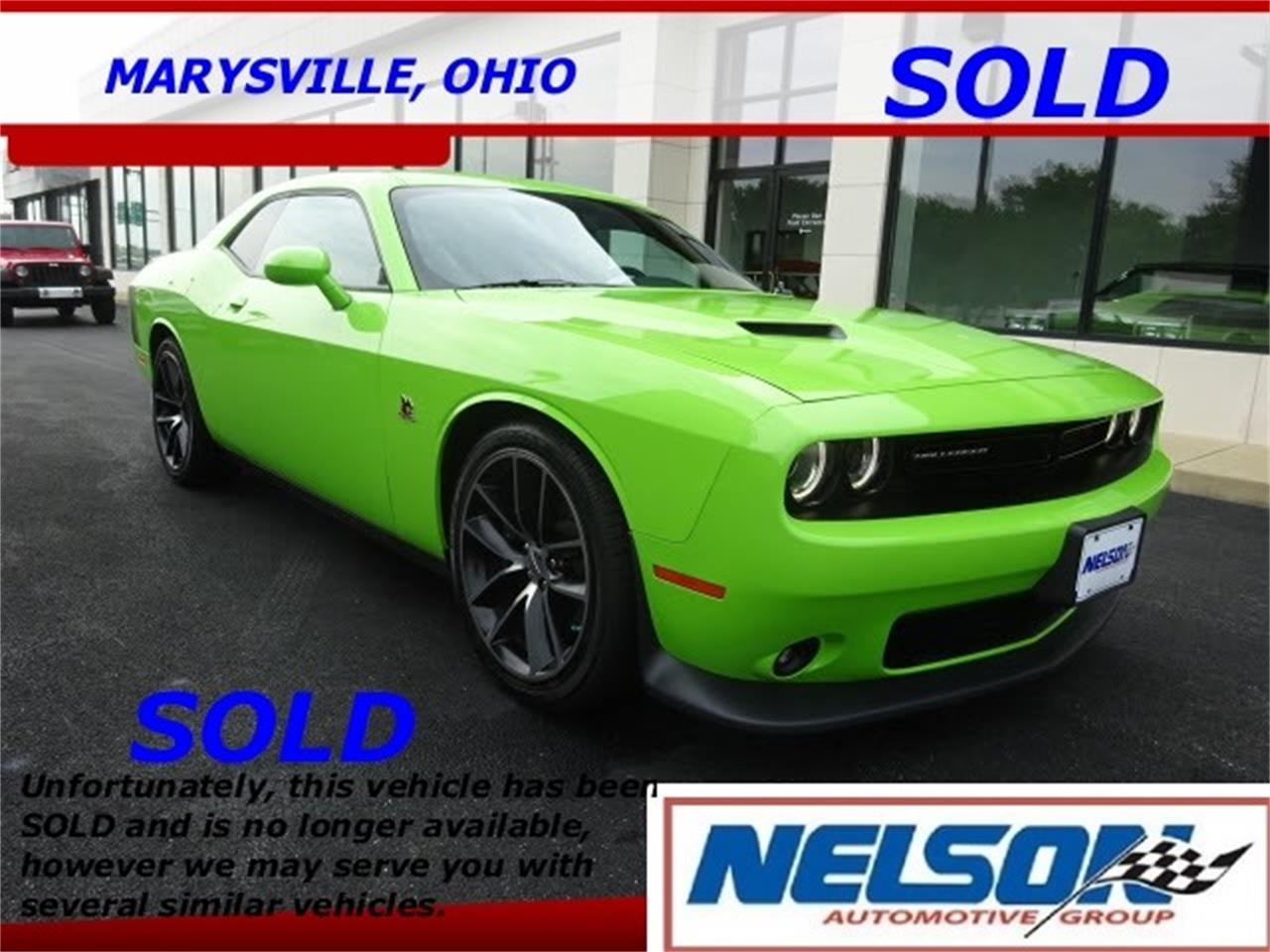 Large Picture of '15 Challenger Offered by Nelson Automotive, Ltd. - LHOO