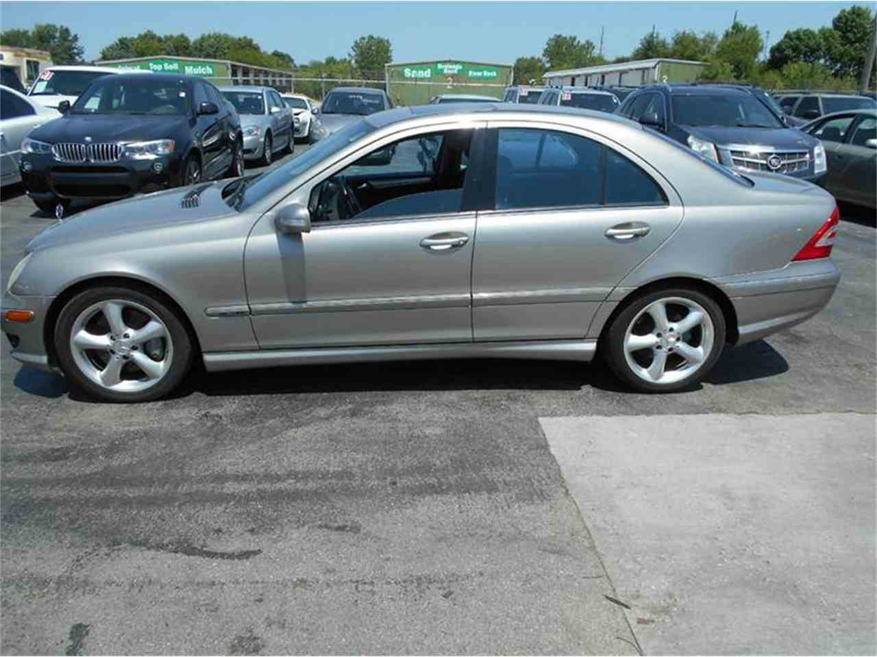 Large Picture of '06 C-Class - LHOT