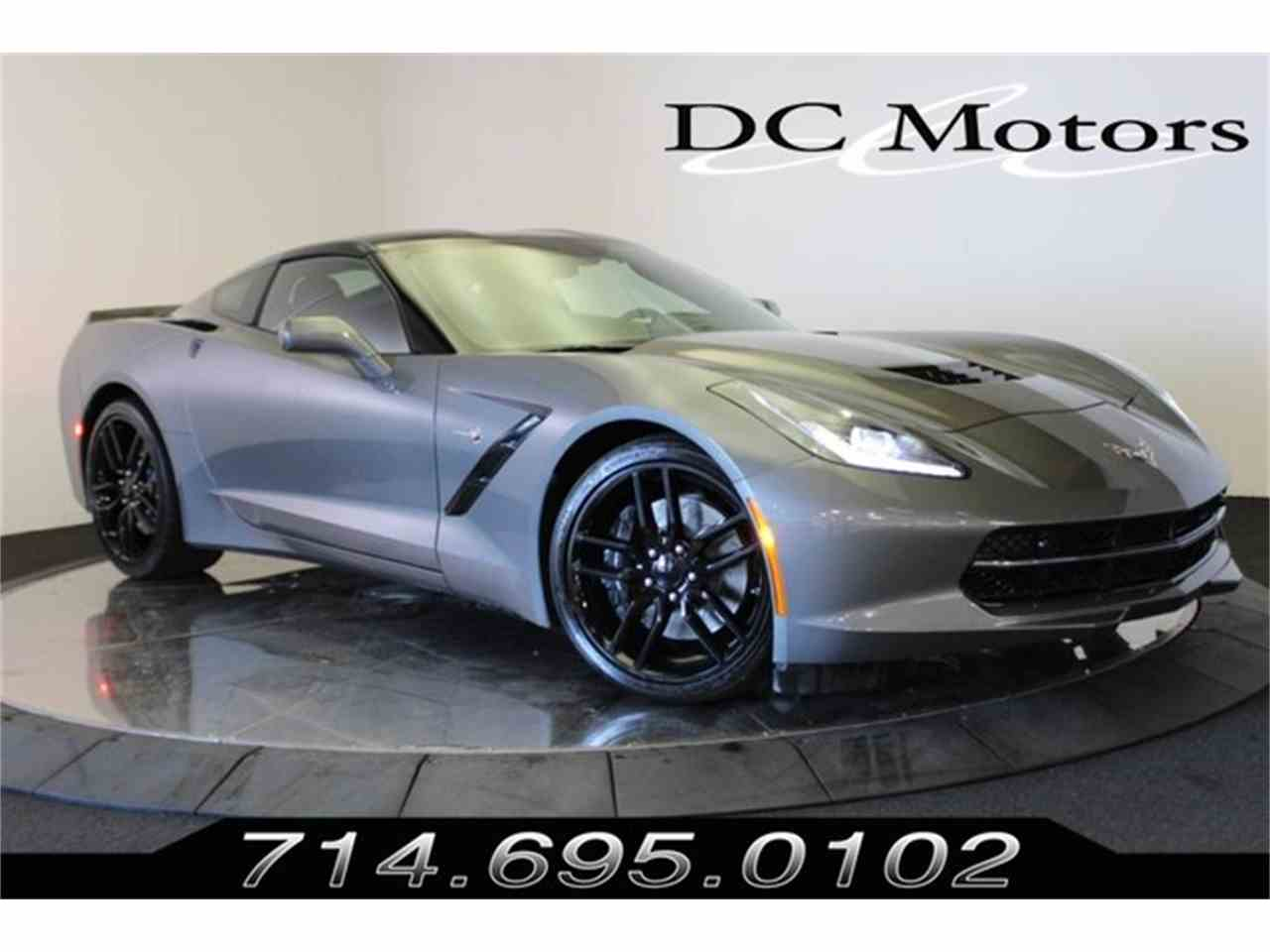 Large Picture of '16 Chevrolet Corvette located in California - LHP0