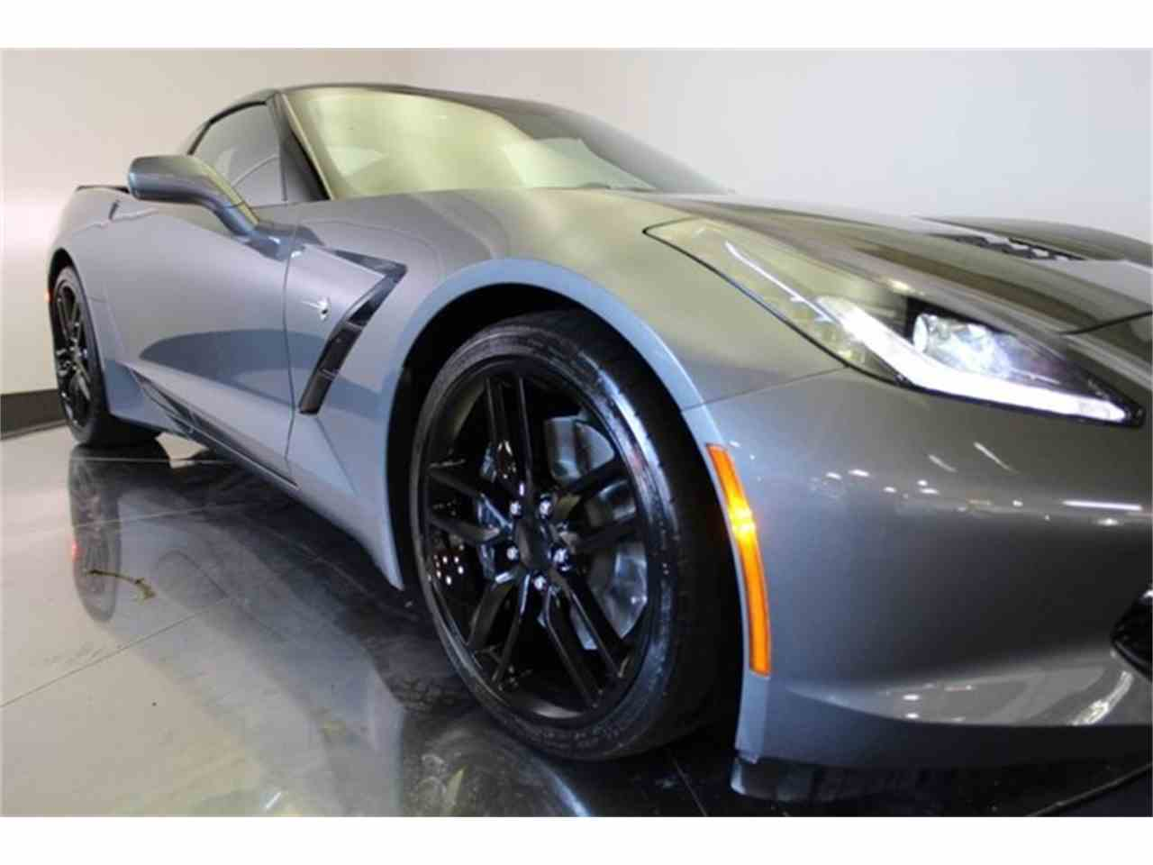 Large Picture of '16 Chevrolet Corvette located in Anaheim California Offered by DC Motors - LHP0