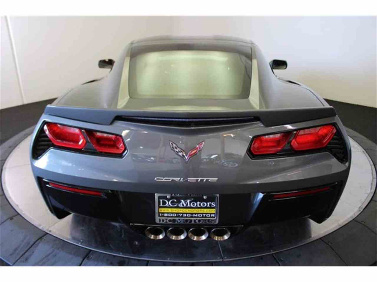 Large Picture of 2016 Corvette Offered by DC Motors - LHP0