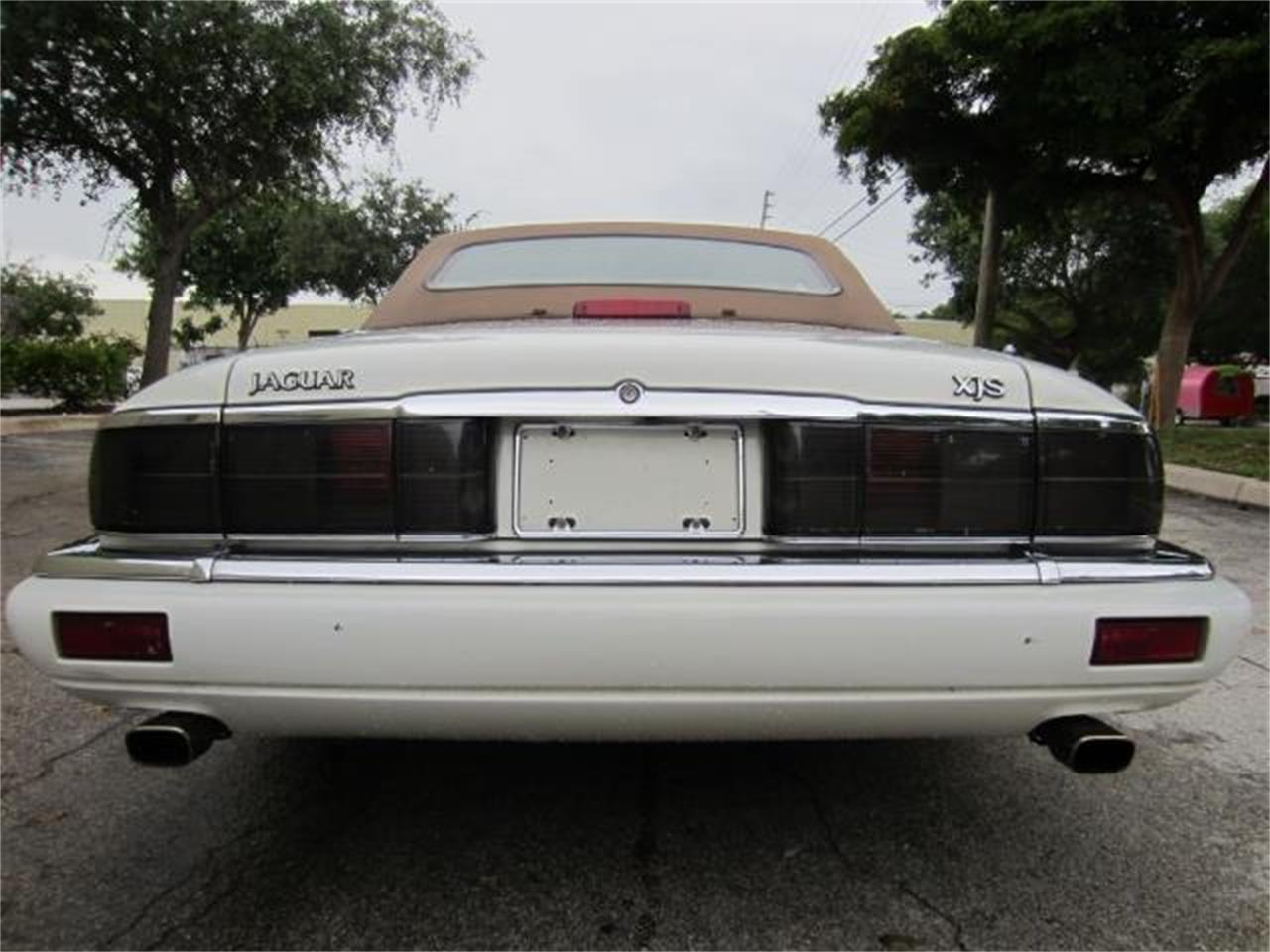 Large Picture of 1994 Jaguar XJS located in Delray Beach Florida - LHPC