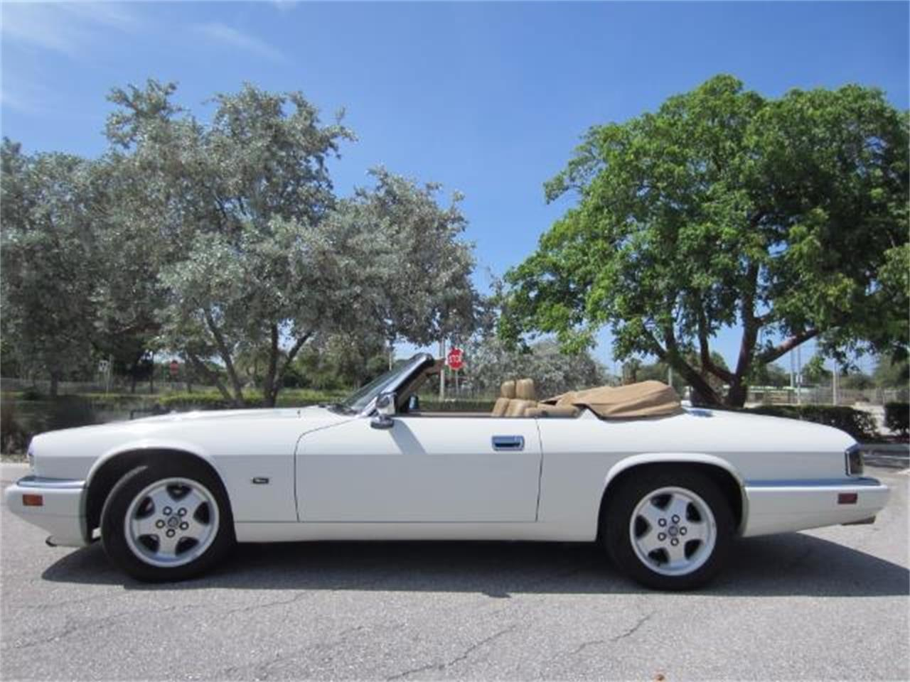 Large Picture of 1994 Jaguar XJS located in Delray Beach Florida - $14,900.00 - LHPC