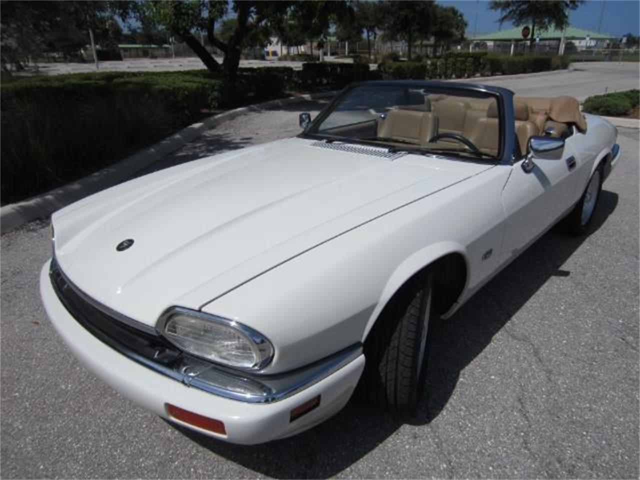 Large Picture of '94 Jaguar XJS located in Florida Offered by Autosport Group - LHPC