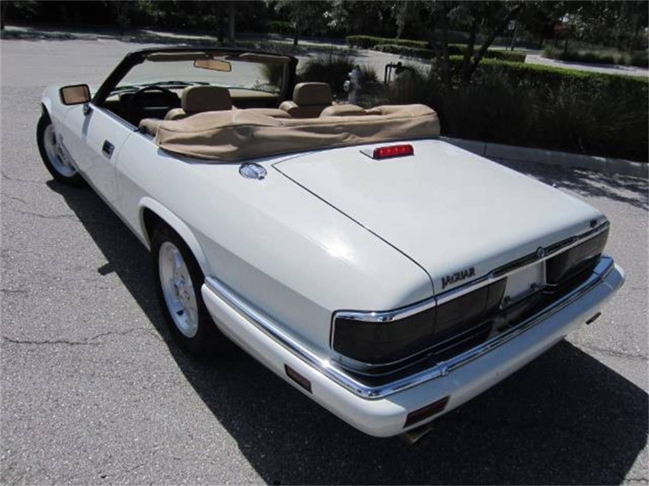 Large Picture of 1994 Jaguar XJS located in Delray Beach Florida - $14,900.00 Offered by Autosport Group - LHPC