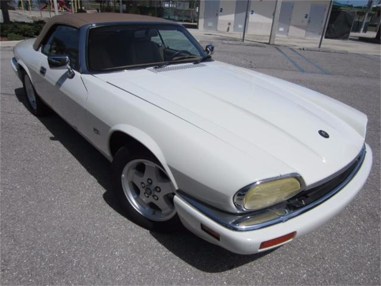 Large Picture of '94 Jaguar XJS located in Florida - $14,900.00 - LHPC