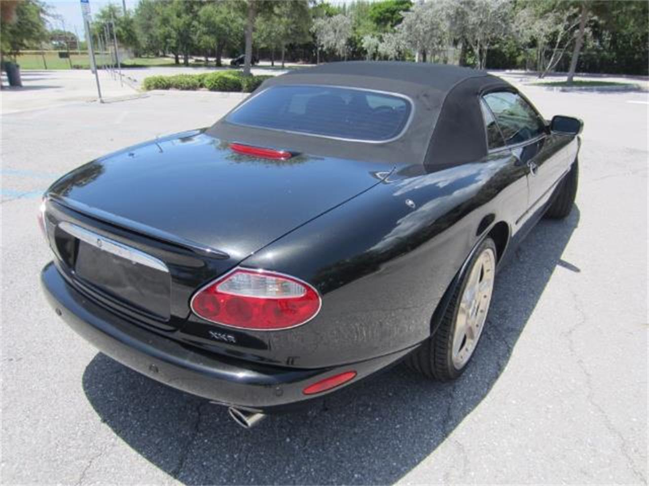 Large Picture of '01 XKR - LHPF
