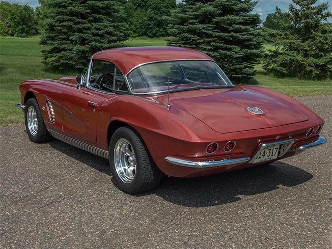 Large Picture of 1962 Corvette located in Rogers Minnesota - LHPM