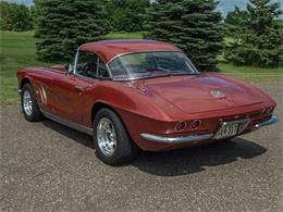 Picture of 1962 Corvette located in Rogers Minnesota - LHPM