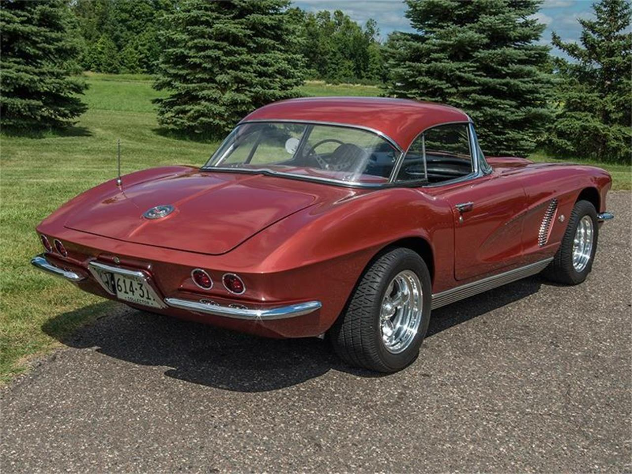 Large Picture of Classic 1962 Corvette located in Minnesota Offered by Ellingson Motorcars - LHPM