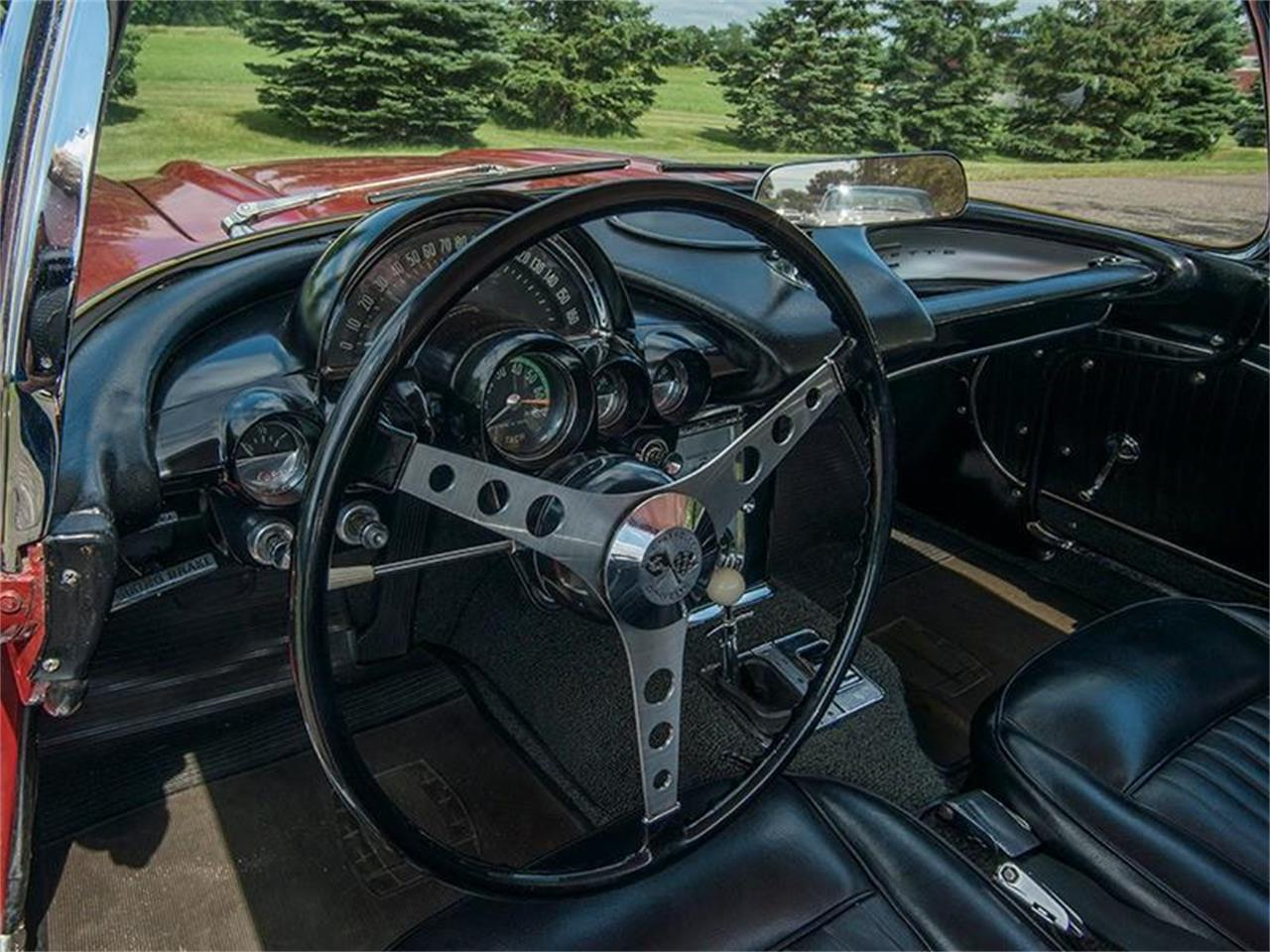 Large Picture of Classic '62 Chevrolet Corvette located in Minnesota Offered by Ellingson Motorcars - LHPM