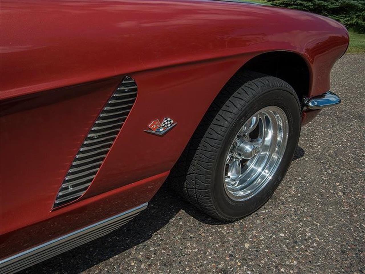 Large Picture of Classic 1962 Corvette located in Minnesota - $54,950.00 Offered by Ellingson Motorcars - LHPM