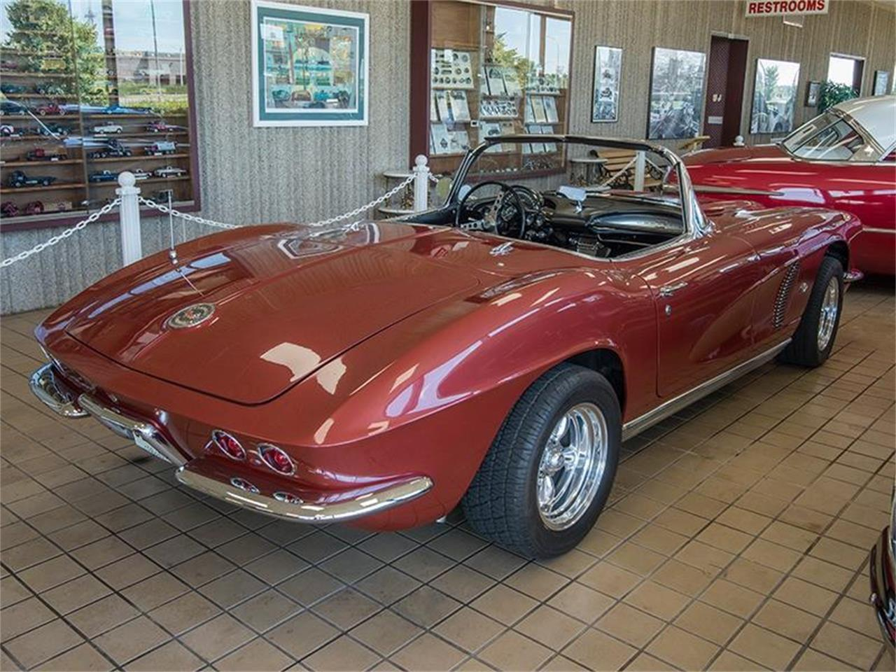 Large Picture of 1962 Corvette located in Rogers Minnesota - $54,950.00 - LHPM