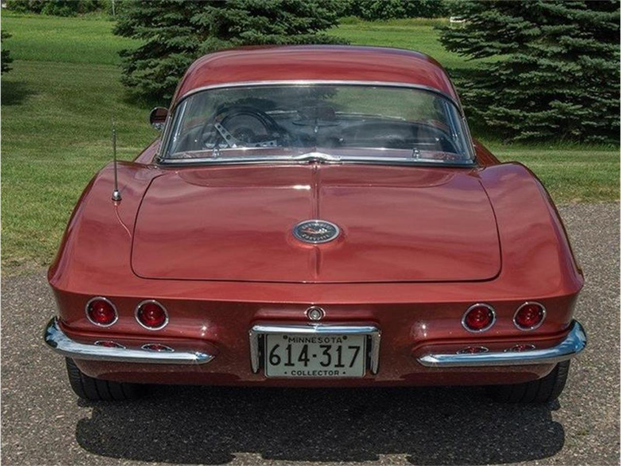 Large Picture of Classic '62 Chevrolet Corvette located in Minnesota - $54,950.00 Offered by Ellingson Motorcars - LHPM