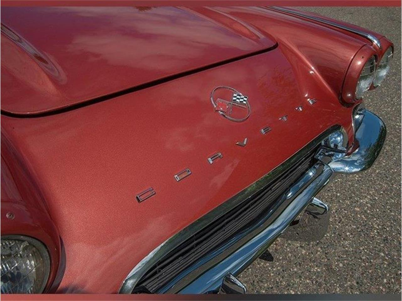 Large Picture of 1962 Chevrolet Corvette located in Rogers Minnesota Offered by Ellingson Motorcars - LHPM