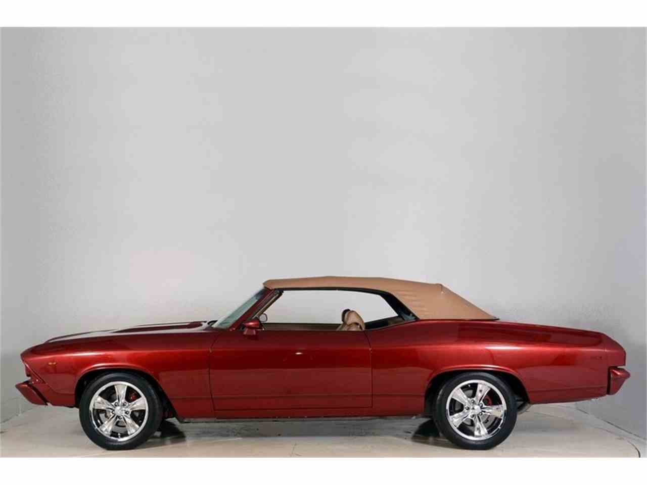 Large Picture of '69 Chevelle SS - LHPO