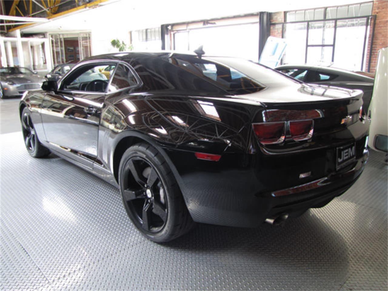 Large Picture of '12 Camaro - LHQ7