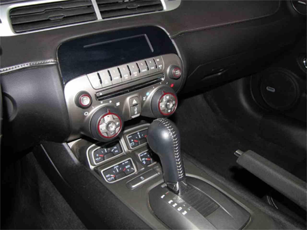 Large Picture of '12 Camaro - LHQ7