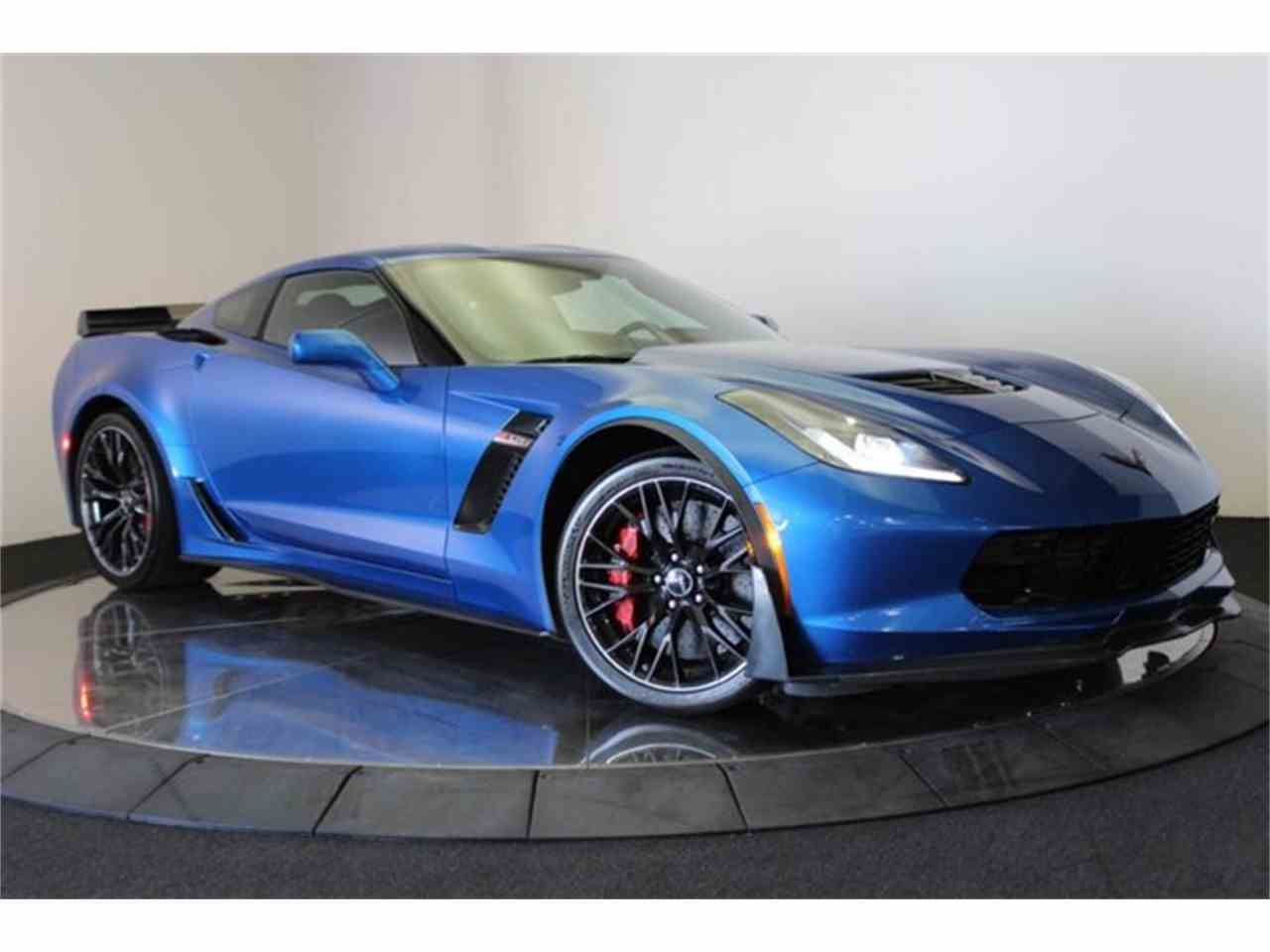 Large Picture of '16 Chevrolet Corvette located in Anaheim California - LFTG
