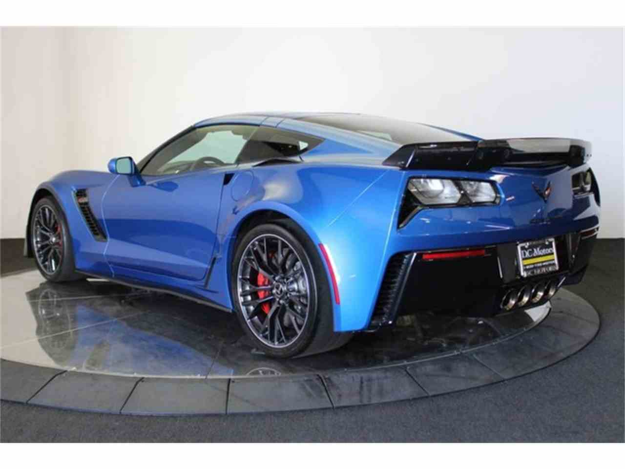 Large Picture of '16 Corvette located in Anaheim California - LFTG