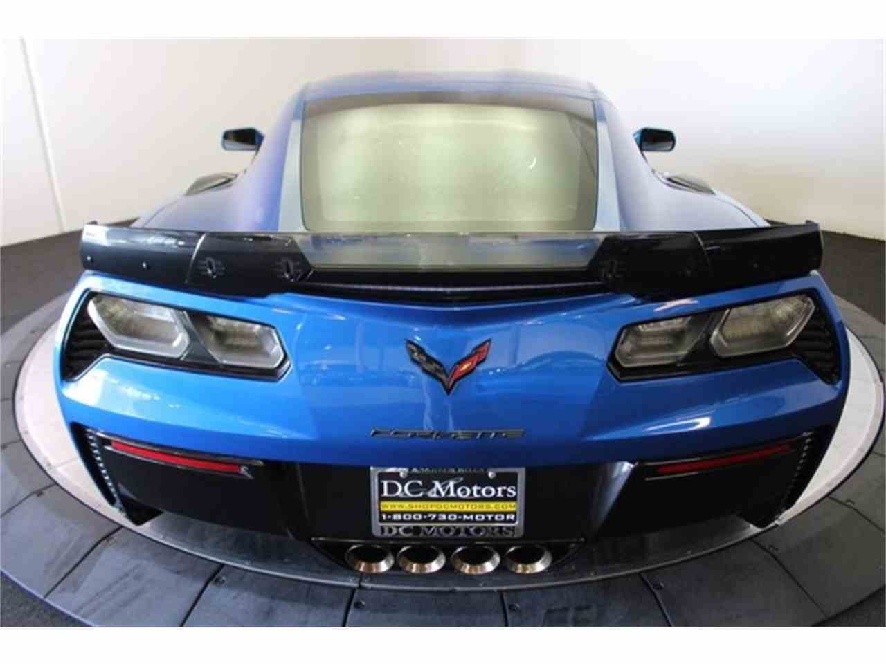 Large Picture of 2016 Corvette located in California Offered by DC Motors - LFTG