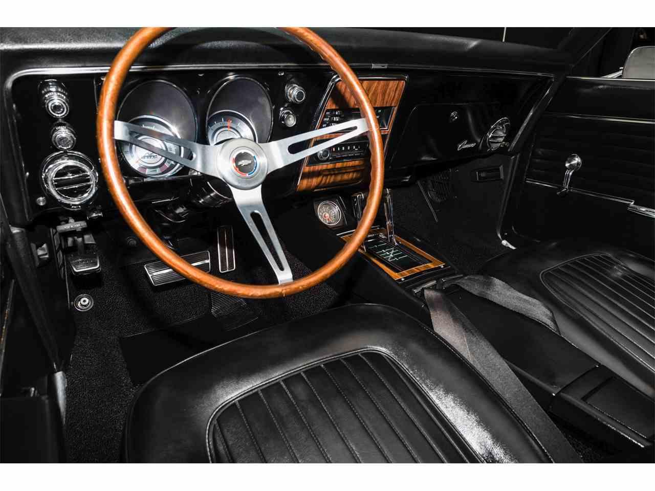 Large Picture of '68 Camaro - LHQJ