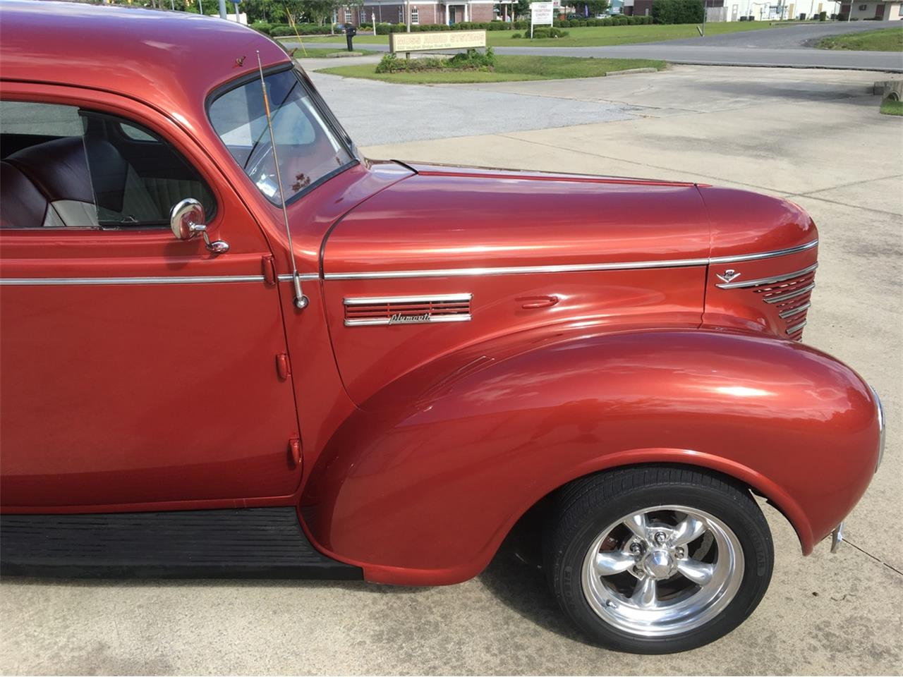 Large Picture of '39 Plymouth 2-Dr Sedan located in Alabama - $23,500.00 Offered by Rocket City Customs - LHQP