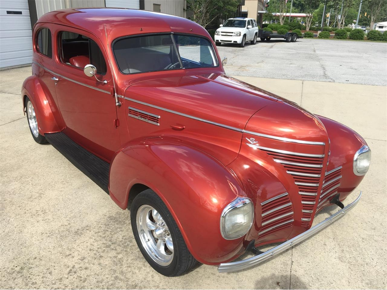 Large Picture of Classic 1939 2-Dr Sedan located in Alabama - $23,500.00 Offered by Rocket City Customs - LHQP