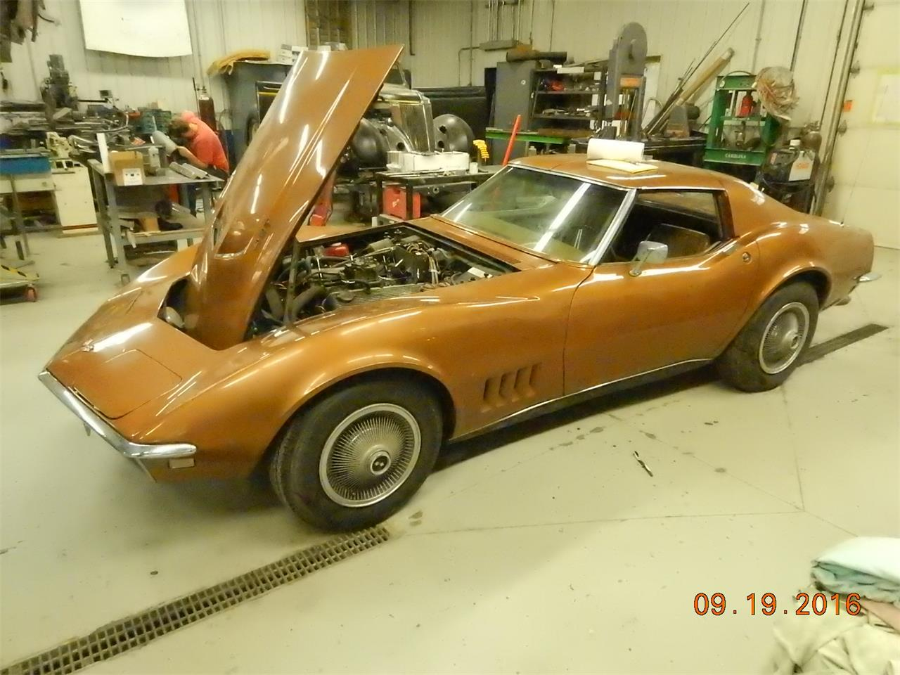 Large Picture of Classic '68 Chevrolet Corvette Offered by a Private Seller - LHRE