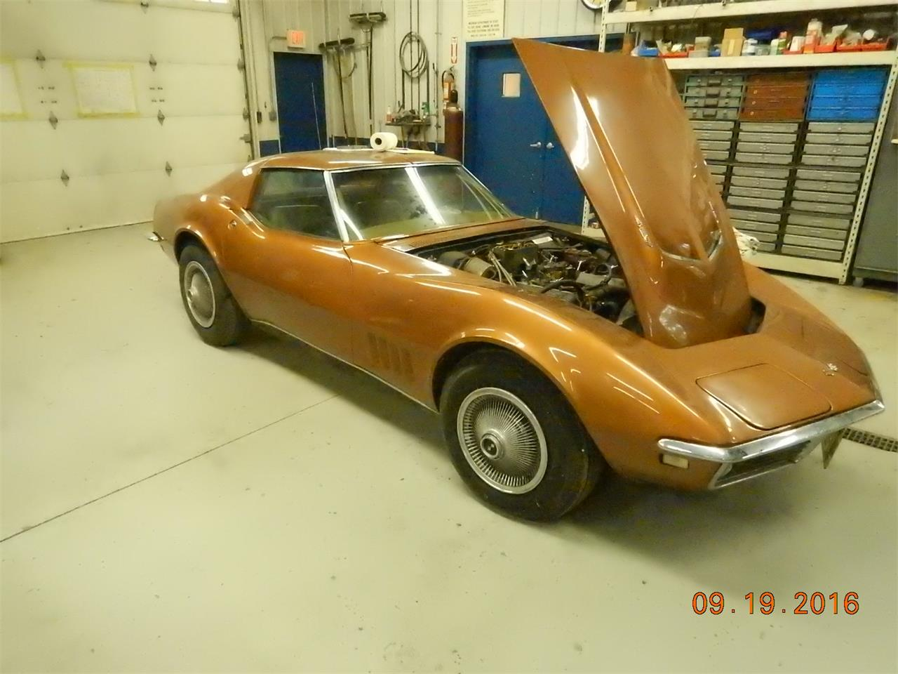 Large Picture of 1968 Chevrolet Corvette located in Hancock Michigan - $21,000.00 Offered by a Private Seller - LHRE