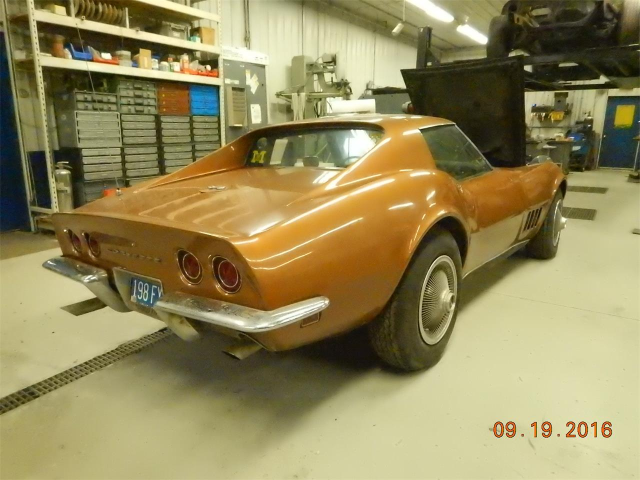 Large Picture of 1968 Chevrolet Corvette - $21,000.00 Offered by a Private Seller - LHRE