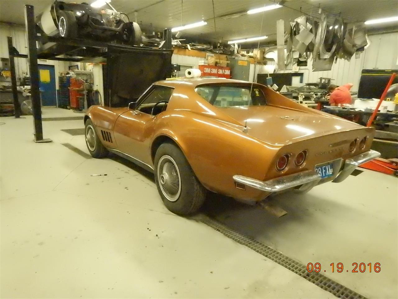 Large Picture of Classic '68 Chevrolet Corvette located in Michigan - $21,000.00 Offered by a Private Seller - LHRE