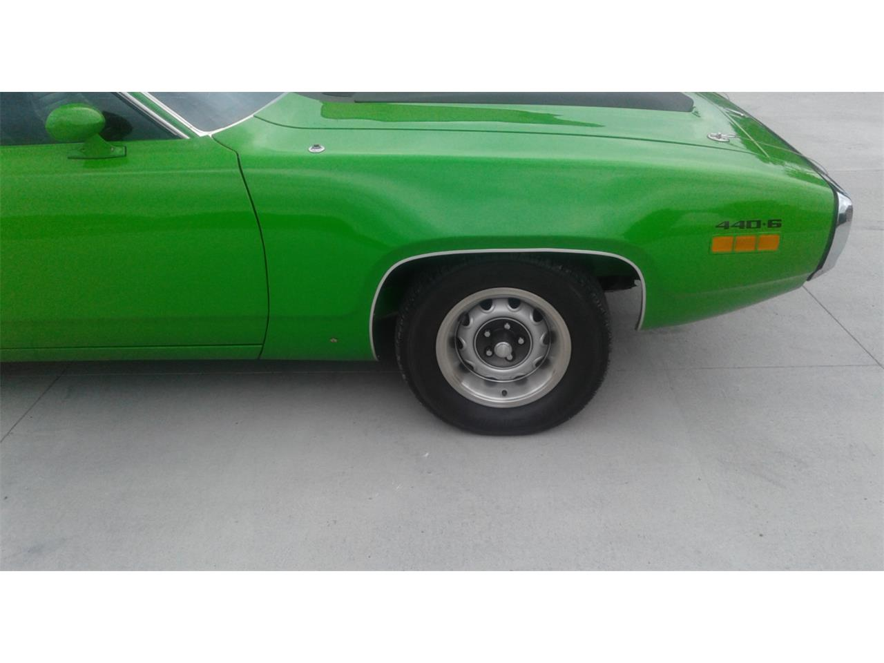 Large Picture of 1971 Plymouth Road Runner - $50,000.00 - LHRS