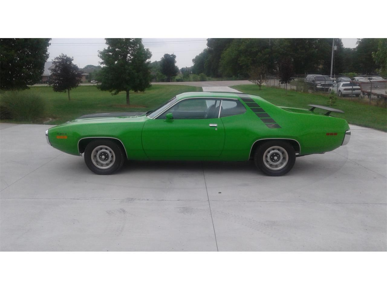 Large Picture of 1971 Road Runner located in Ontario - LHRS