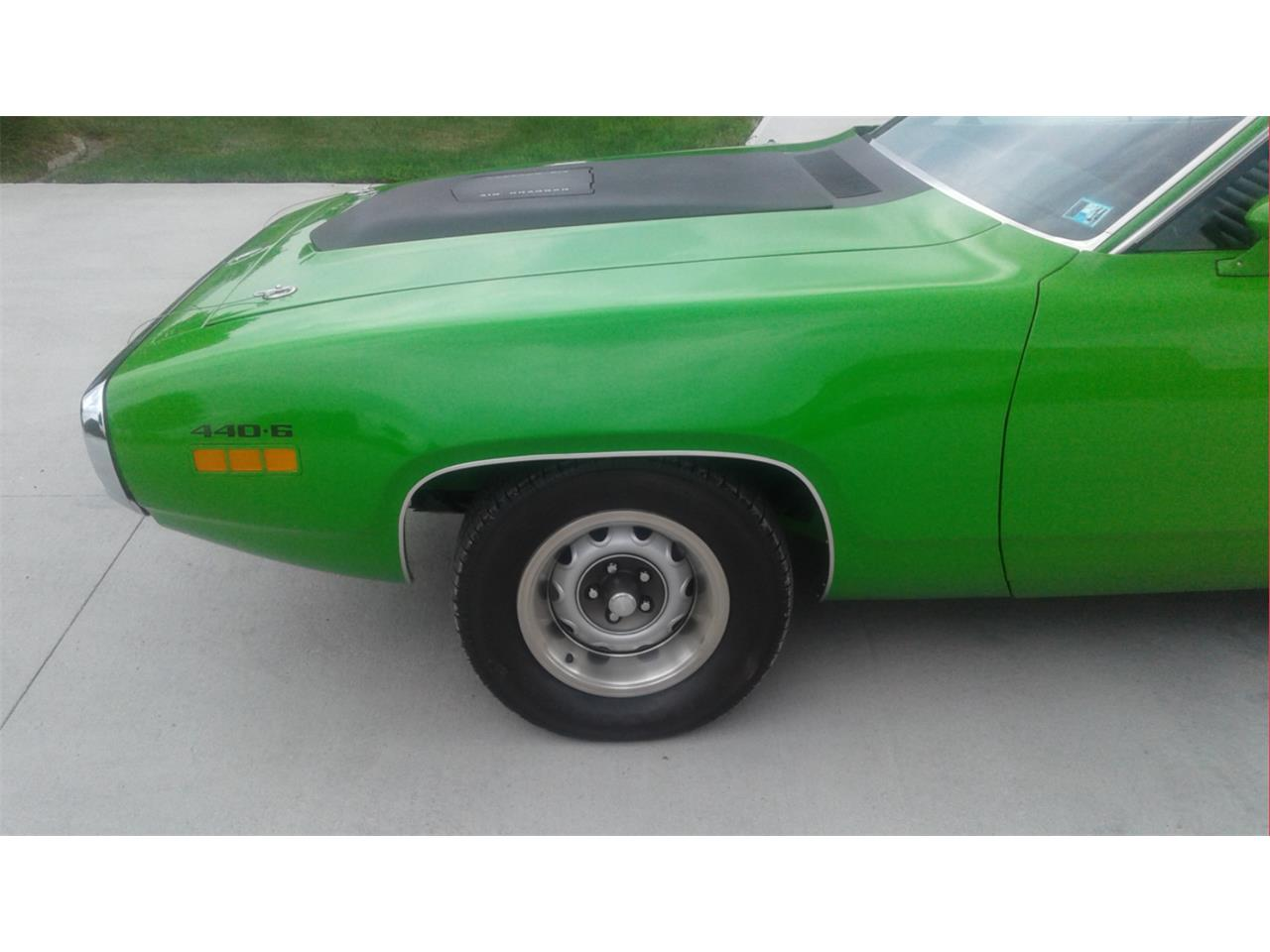 Large Picture of Classic '71 Plymouth Road Runner - $50,000.00 Offered by a Private Seller - LHRS